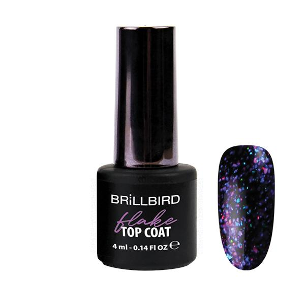 Flake Top Coat 4ml -3