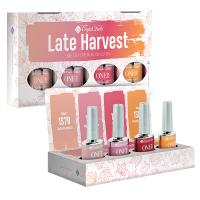 2019 4colors4display ONE STEP CrystaLac készlet - Late Harvest