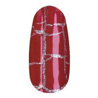 Mosaic Crystal Liquid - Pink 4ml  Repedezős hatású díszítőfolyadék