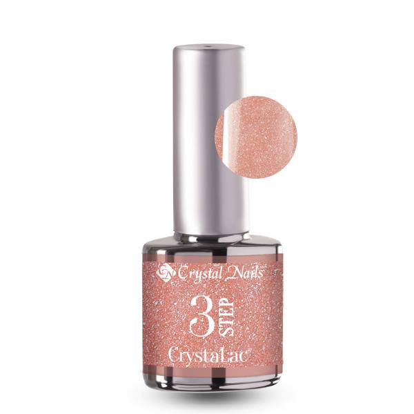 3 STEP CrystaLac - 3S123 (4ml)  Fairy Coral
