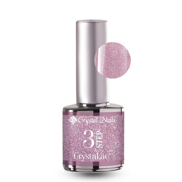 3 STEP CrystaLac - 3S126 (4ml)  Fairy Violet