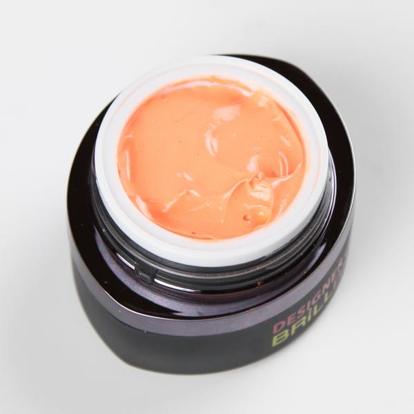 Designer gel 22- Neon Peach 3ml
