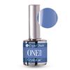 1 STEP CrystaLac 1S48 Háborgó kék 4ml