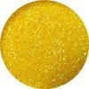 HN csillámpor -citromsárga -