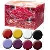 Favourite Color Gels I. - Legnépszerűbb Dekor színes zselék - 8 x 5ml