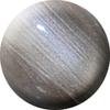 174 Selyem-metál zselé 5ml - Ezüst