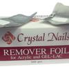 Remover foil - leoldó fólia