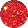 Nyolcszög Dazzling - Piros