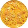 Nyolcszög Dazzling - Sárga