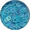 Nyolcszög Dazzling - Világos kék