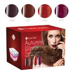 2016 Autumn-Winter Trend Colors  színes zselé kit