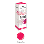Neon Art gel- festőzselé 5ml Neon pink